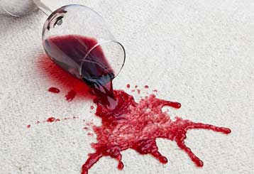 Red Wine Carpet Stain Removal | Agoura Hills Carpet Cleaning